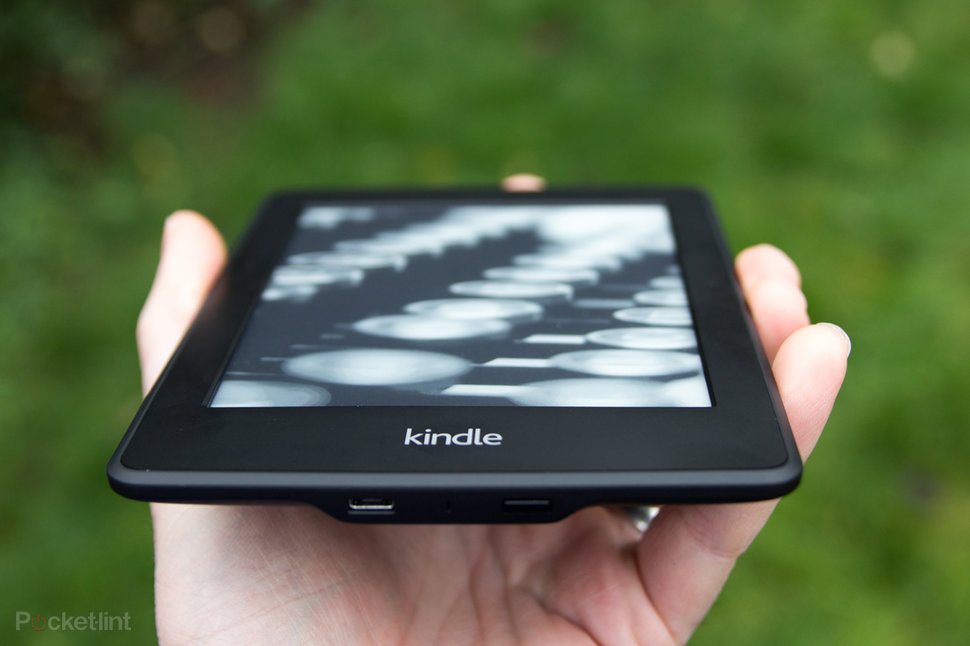 Kindle Paperwhite 2013 review