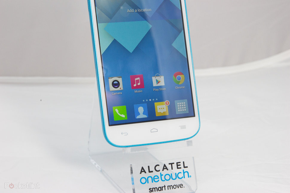 Alcatel One Touch POP C9 pictures and hands-on - Pocket-lint