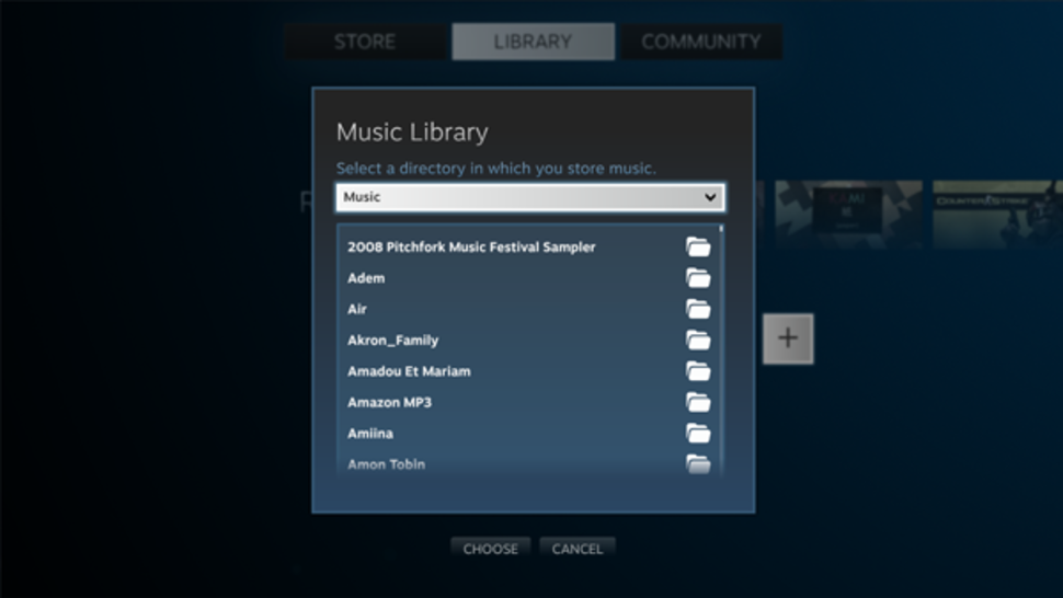 Valve announces Steam Music for you to jam while gaming - Pocke