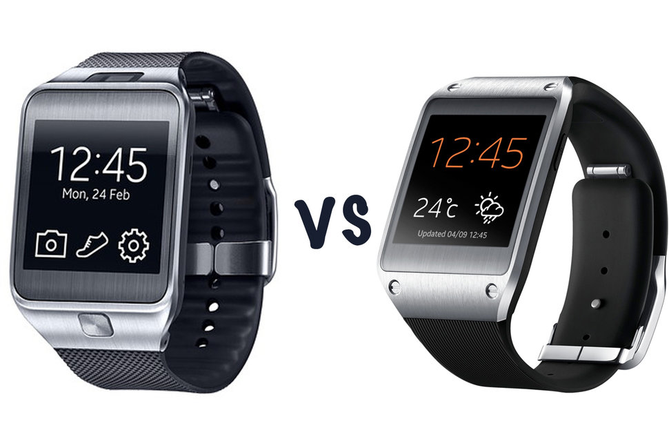 Samsung Gear 2 vs Gear 2 Neo vs Galaxy Gear: What's the ...