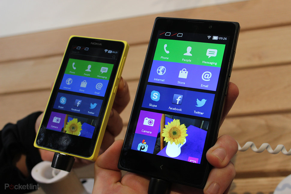 Nokia X 2014 inital review