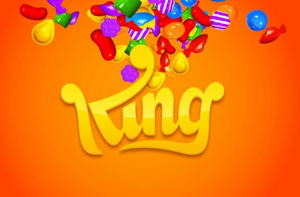 King Candy Crush Saga