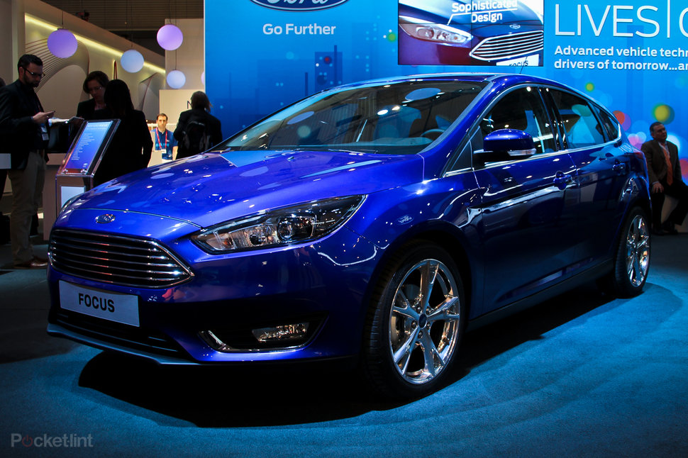 ford focus 2014 and ford sync 2 pictures and hands on. Black Bedroom Furniture Sets. Home Design Ideas