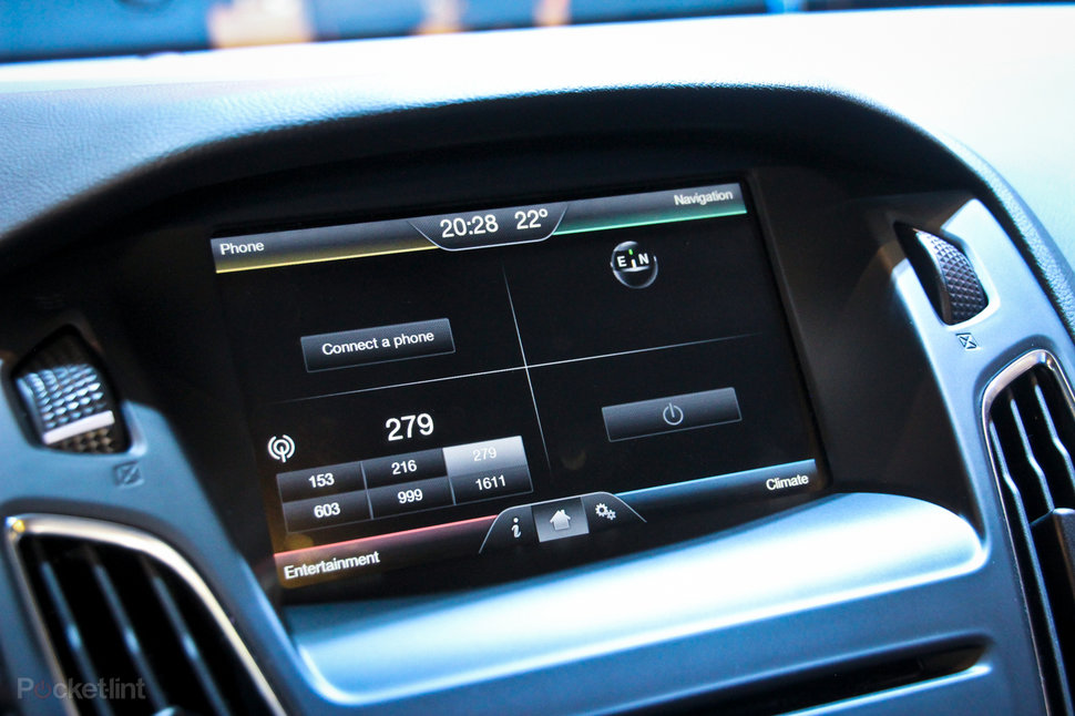 Ford Focus (2014) and Ford SYNC 2 pictures and hands-on - Pocke