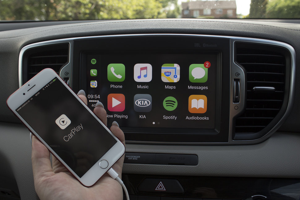 Apple Carplay Explored Taking Ios On The Road Pocket Lint