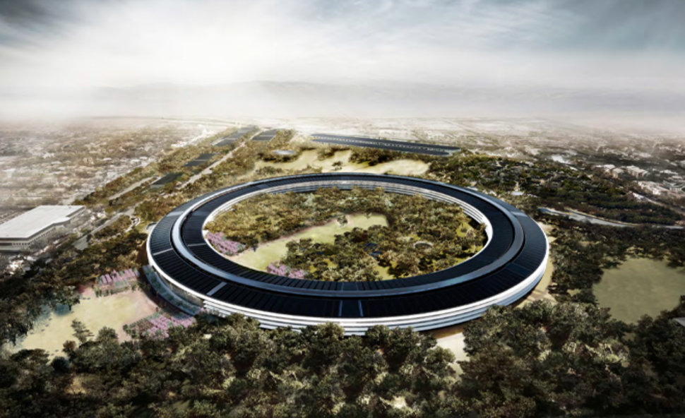 Apple Spaceship Hq Explained 10 Facts You Didn T Know About The Office Of Future