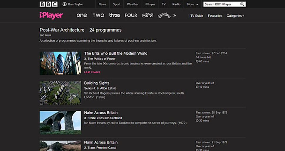 New BBC iPlayer vs old BBC iPlayer: What's the difference? - Po