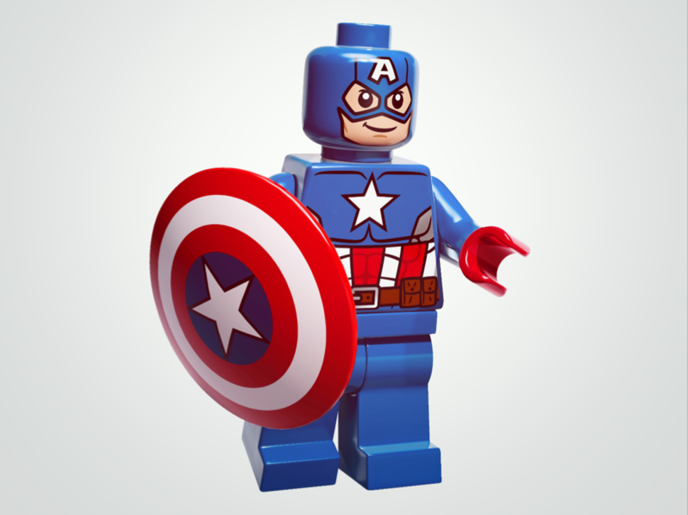 Captain america the winter soldier lego avengers assemble set - Lego capitaine america ...