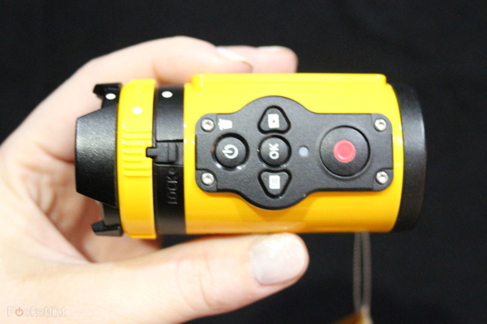 Kodak PixPro SP1, WP1 and SP360 action cameras pictures and han