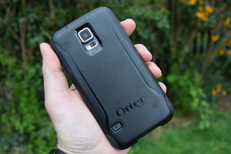 super cute 304c2 3ed51 Hands-on: OtterBox Commuter case for Samsung Galaxy S5 review -