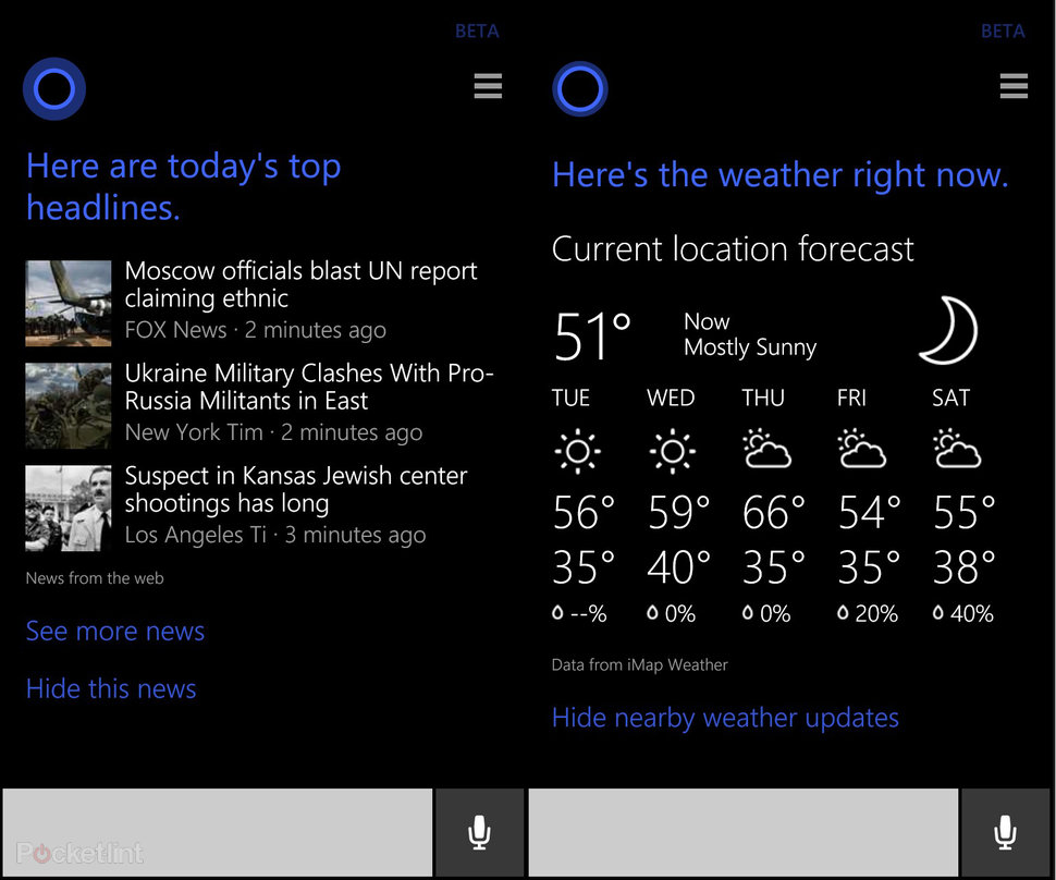 How to get Cortana to work on Windows Phone in the UK - Pocket-