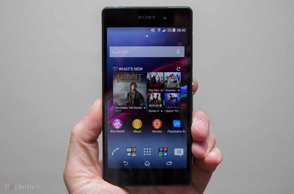 sony xperia z2 review image 1