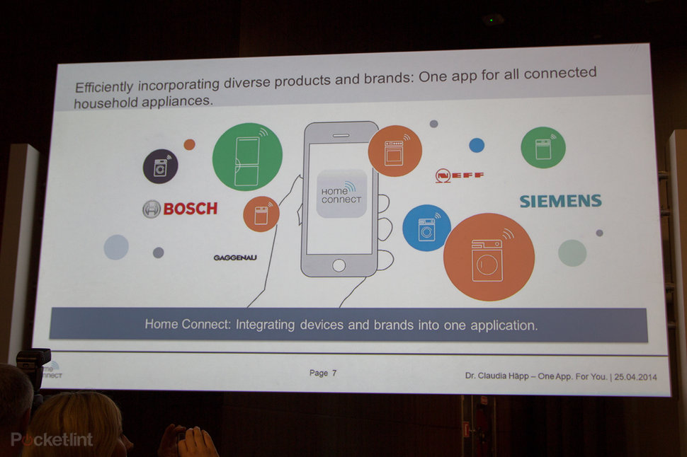 bosch homeconnect platform will offer one app to control your h. Black Bedroom Furniture Sets. Home Design Ideas