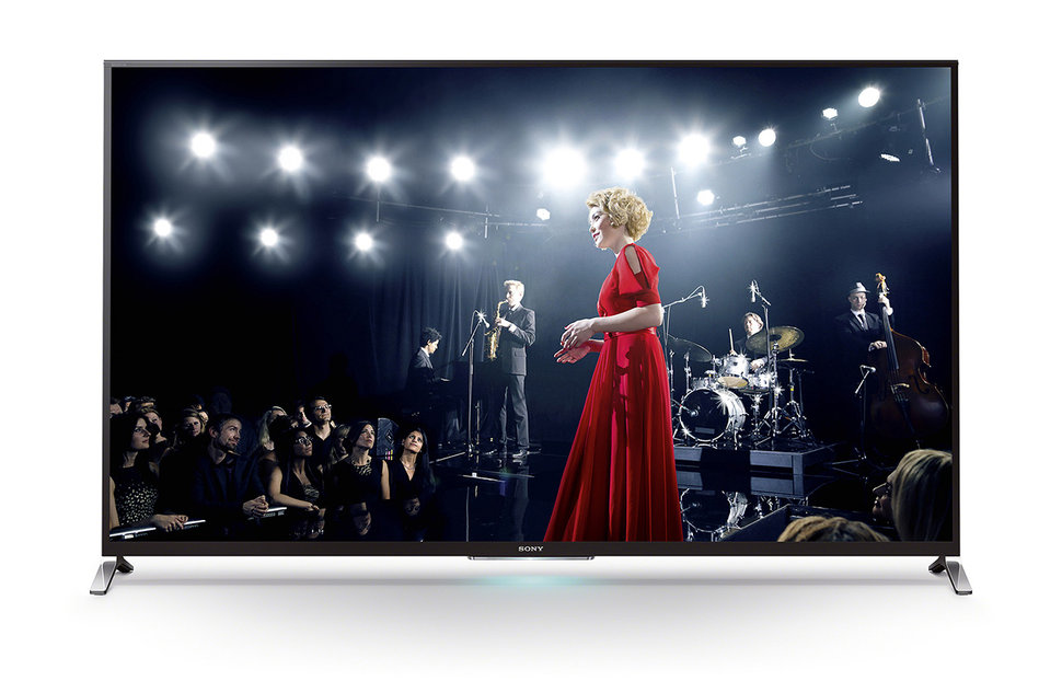 Sony KDL 55W955 LED Smart TV recension bild 1