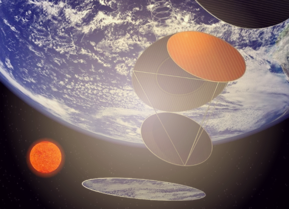 japan s jaxa plans to build a solar power station in space by 2030 image 1
