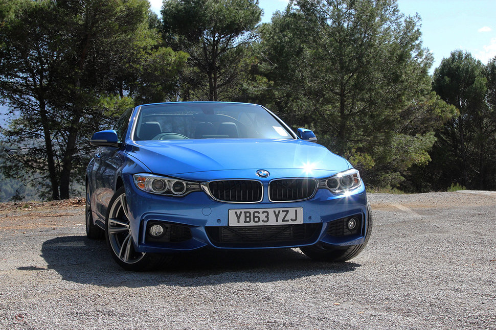 Bmw 435i M Sport Convertible Review Image 1