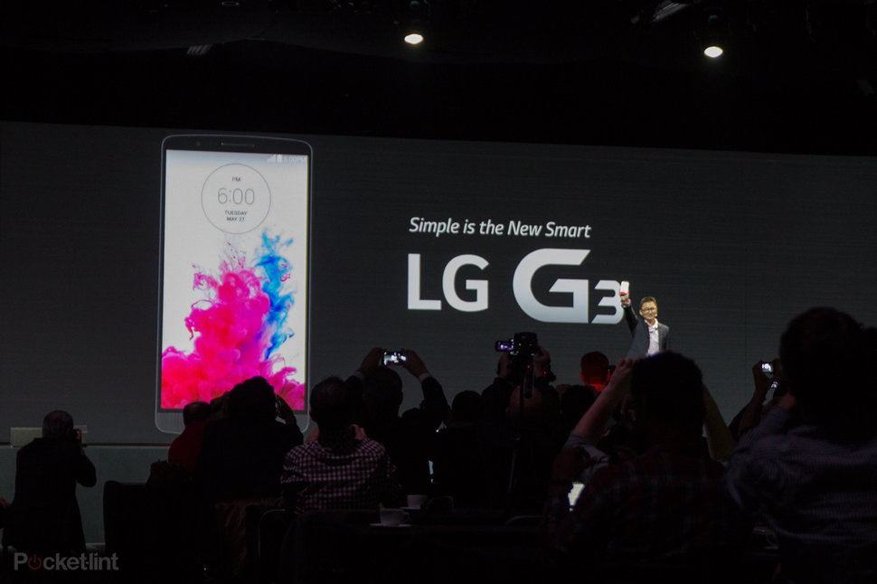 lg g3 is set to take the smartphone crown image 1