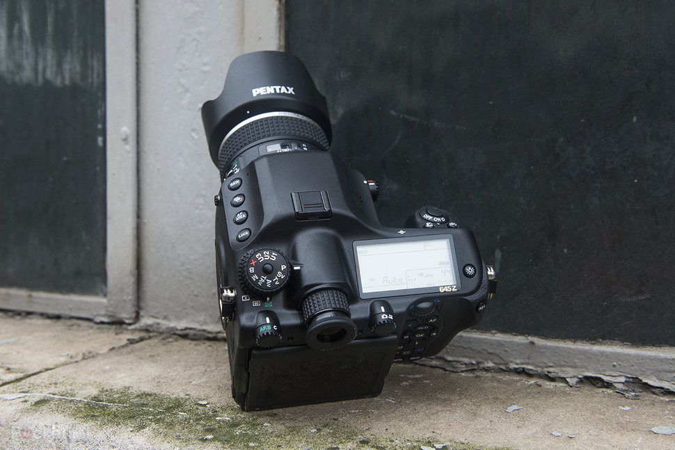 Hands-on: Pentax 645Z review