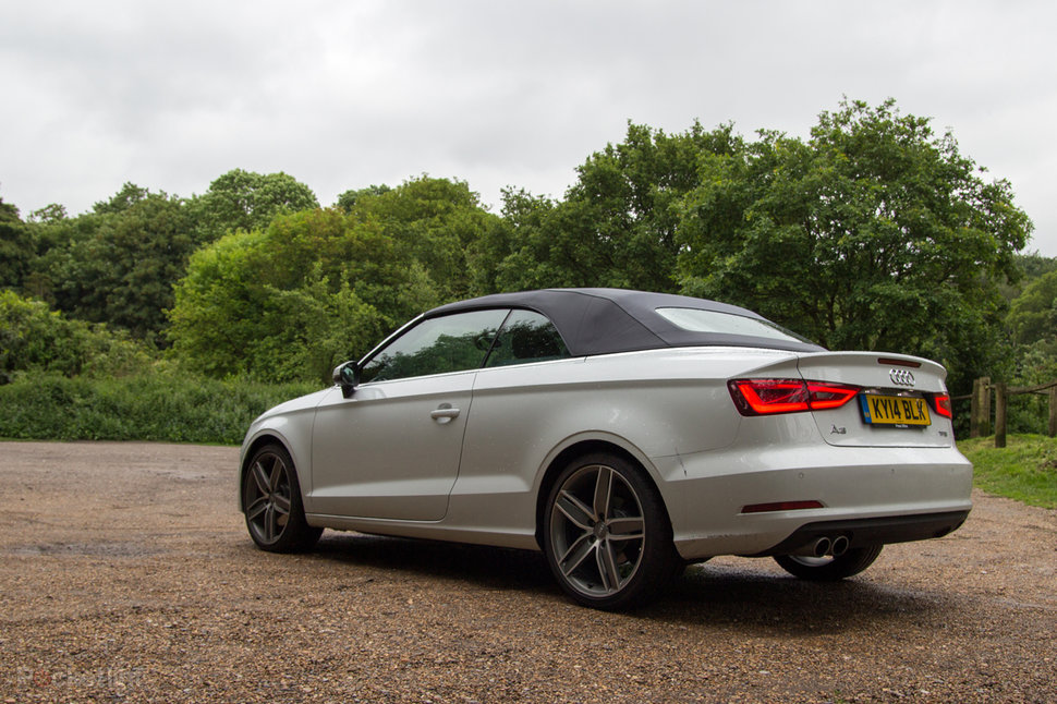 Audi A3 Cabriolet review