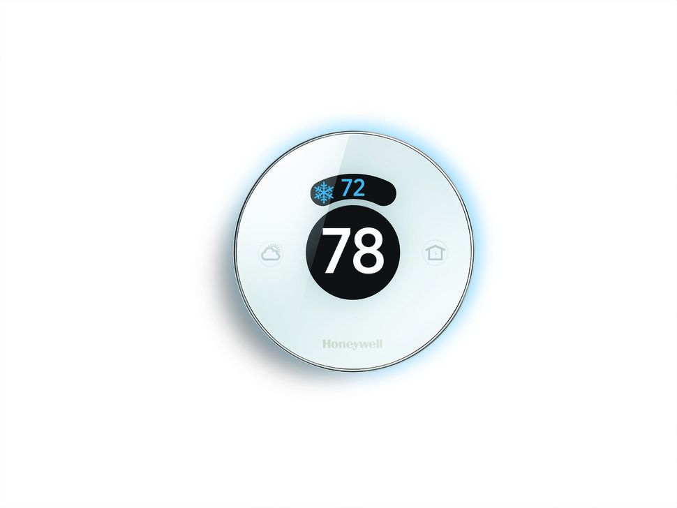 honeywell lyric intelligent thermostat takes on nest image 1
