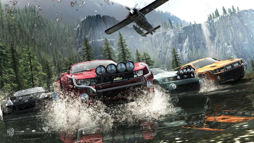 The Crew Gameplay Preview Driving Game Meets Massive Multiplayer Online Image 1