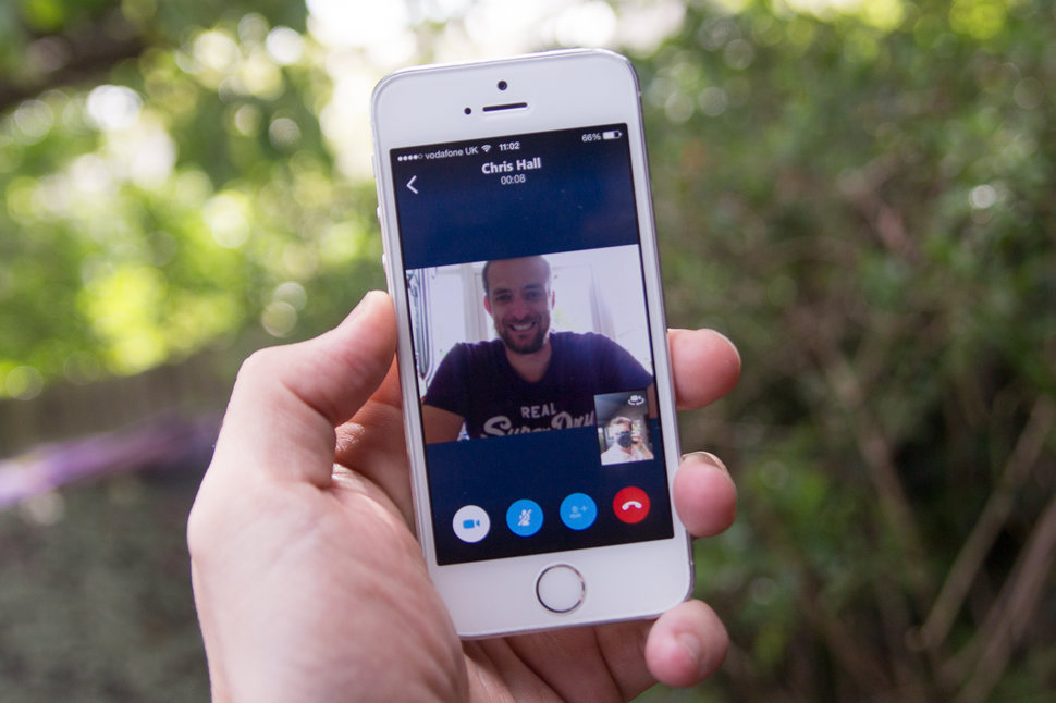 Hands-on: Skype for iPhone 5 0 review