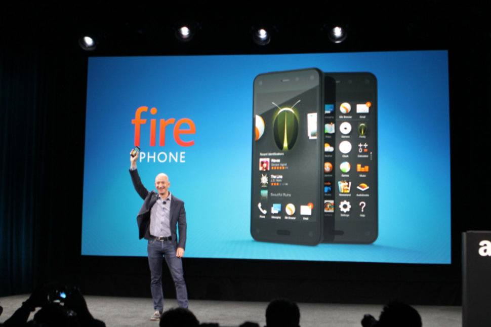 amazon smartphone finally debuts fire phone with 4 7 inch hd display and dynamic 3d perspective image 1