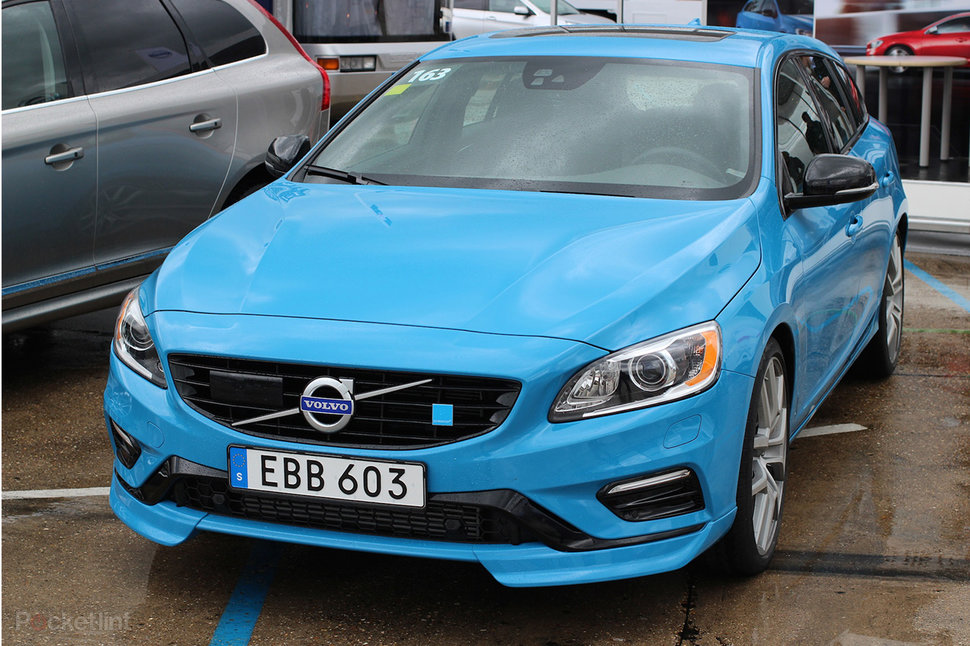 Want To See Volvo S New Performance Car Check Out The Limited