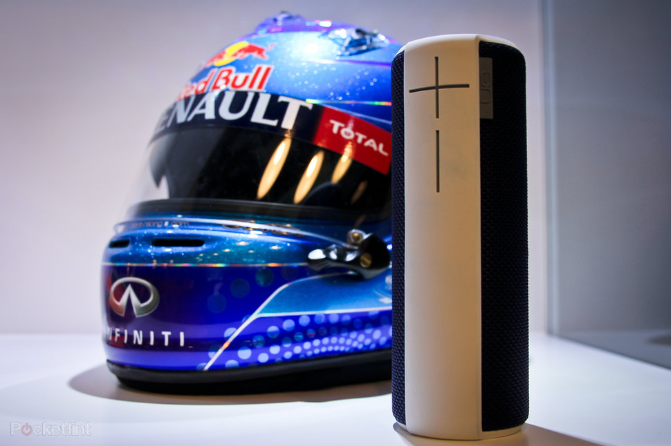 UE Boom Red Bull Racing edition hands-on: The best Bluetooth sp