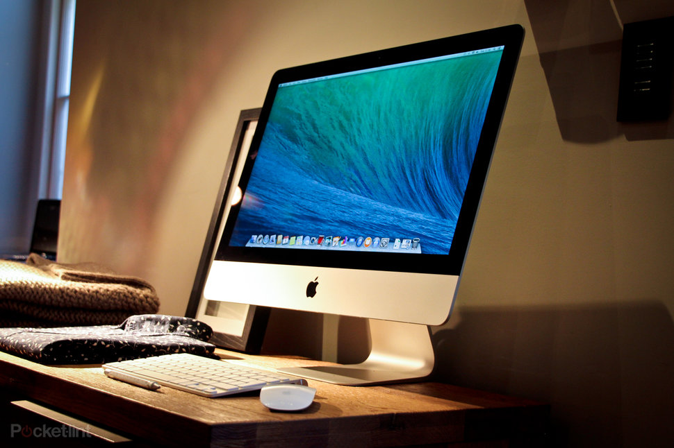 Hands-on: 21.5-inch entry-level Apple iMac (2014) review ...
