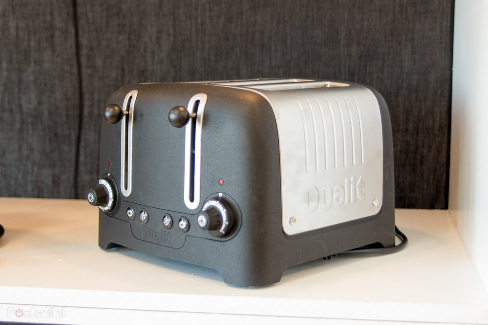 The secret to making perfect toast New Dualit toaster uses