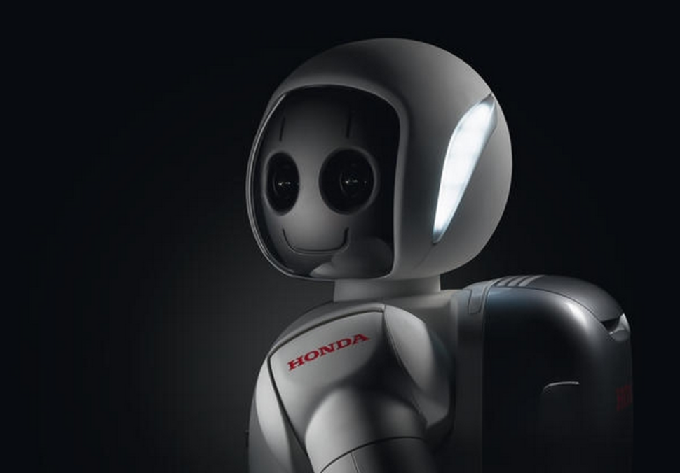 honda s latest asimo robot can now run 5 6 mph and even predict your behaviour image 1