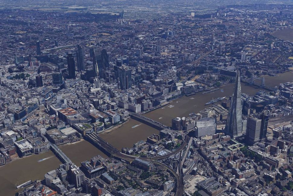Fly like Peter Pan over London Town with the Google Maps 3D upd