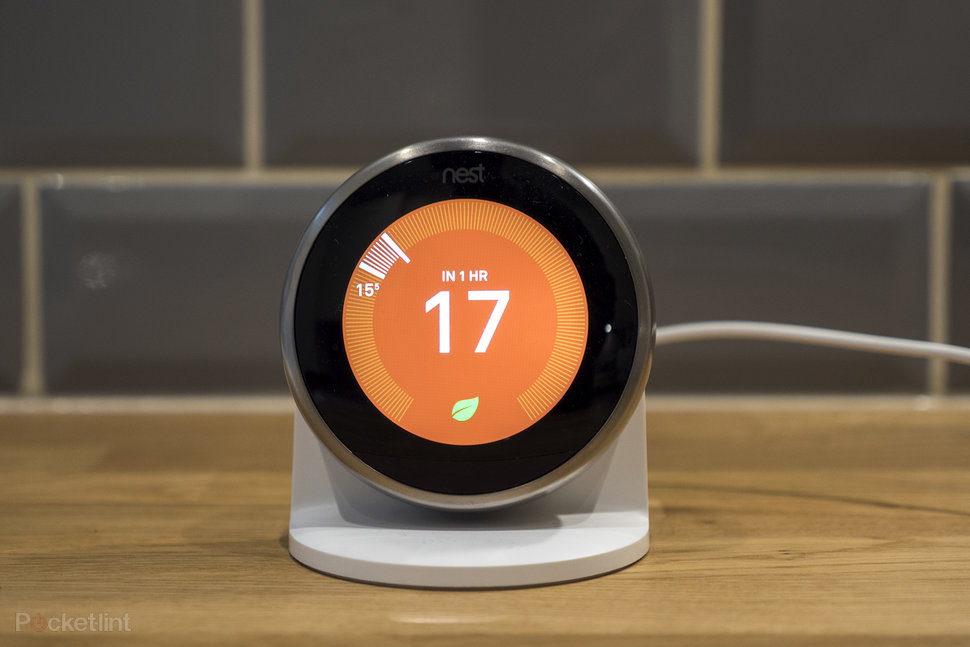 Nest Third Generation Learning Thermostat