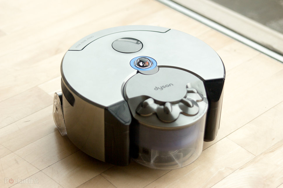 Dyson 360 Eye Robotic Vacuum Cleaner Coming To The Uk 2015 Image 1