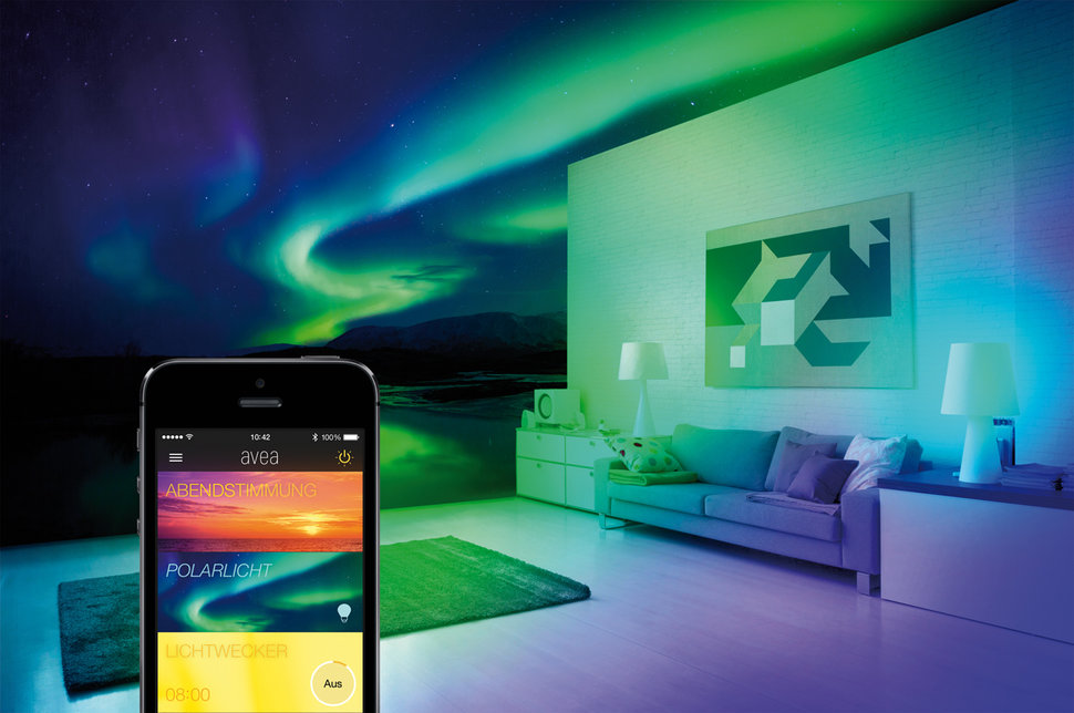 elgato embraces apple homekit with avea smart lighting and eve home monitoring image 1