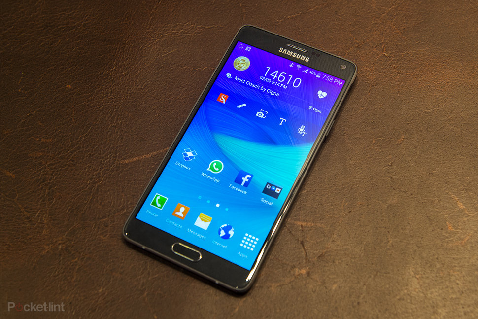 Hands on Samsung Galaxy Note