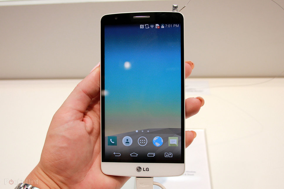 LG G3 Stylus hands-on: Is the Stylus mightier than the ...