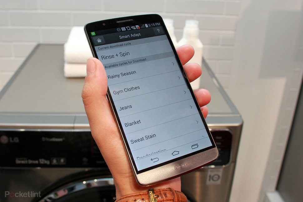 Exploring LG HomeChat: Is texting appliances the future? - Pock