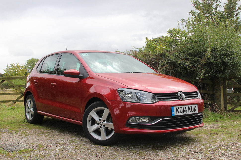 Volkswagen polo 2014 first drive the sensible small car gets an volkswagen polo 2014 first drive the sensible small car gets an internal tech boost image 1 publicscrutiny Gallery