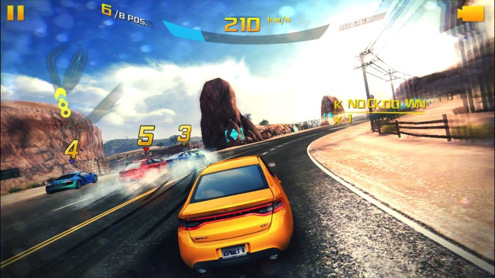 Asphalt 8: Airborne is first Metal ready game for iOS 8, and bo
