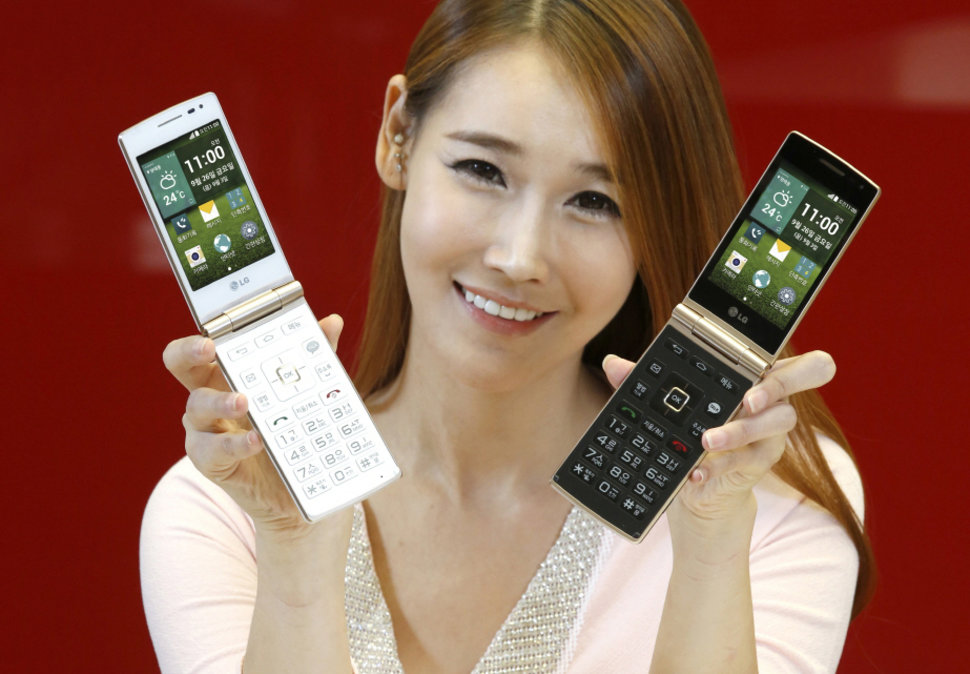 lg wine smart shows there s life in an android clamshell yet image 1