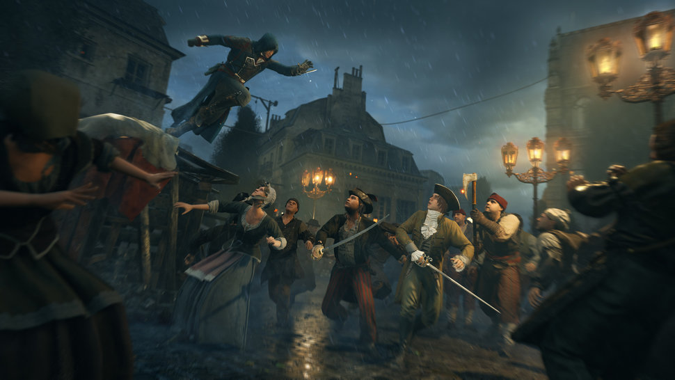 Assassin's Creed 5 Unity preview: Familiar format draws upon mu