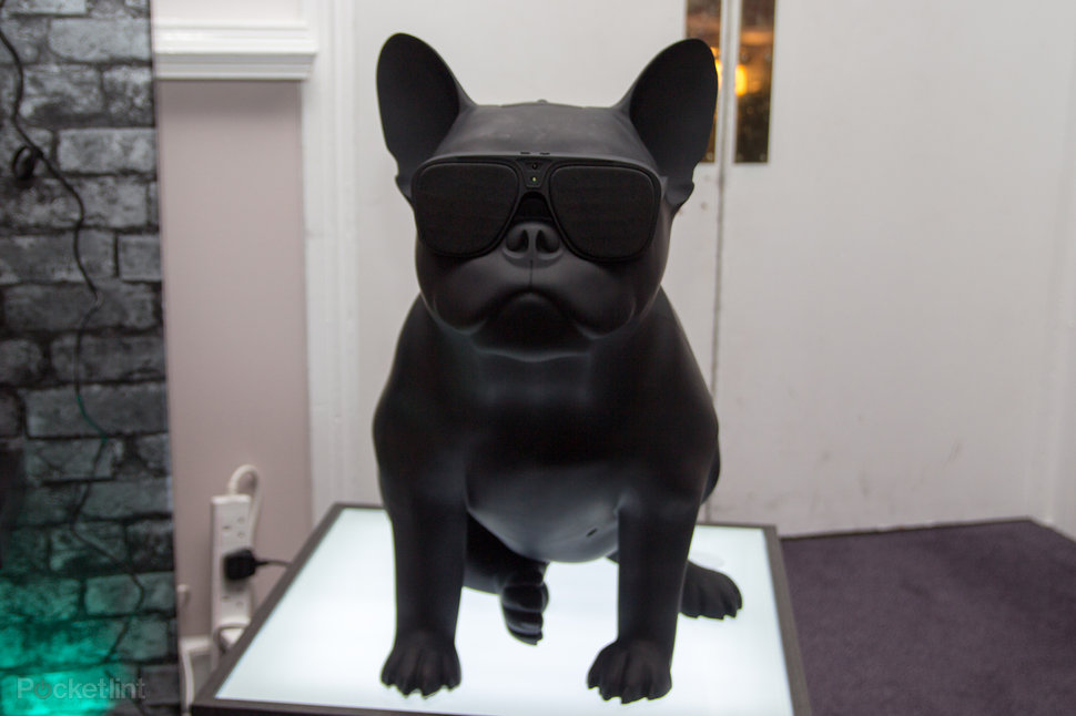 The Jarre AeroBull is the weirdest speaker we've ever seen, after the ...
