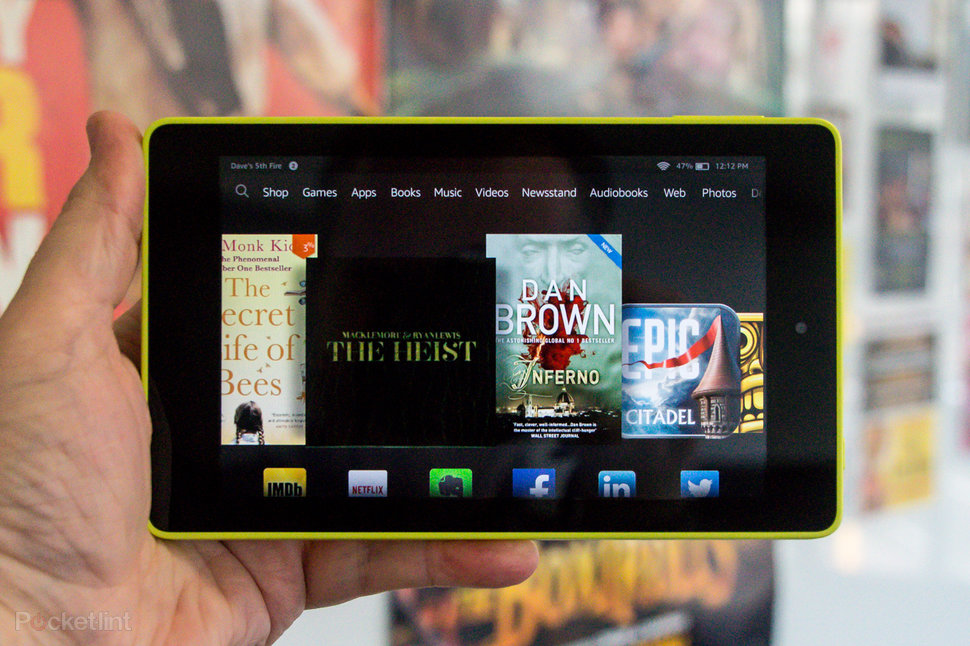 Amazon Fire HD 6 and 7 tablets embrace the cheap and cheerful p