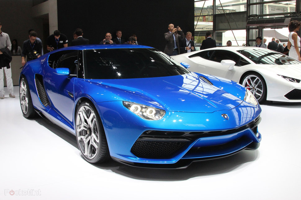 Lamborghini Asterion Concept The 910bhp Hybrid Beast That Will