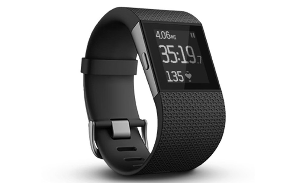 fitbit surge leaks early with built in gps heart rate sensor and more image 1