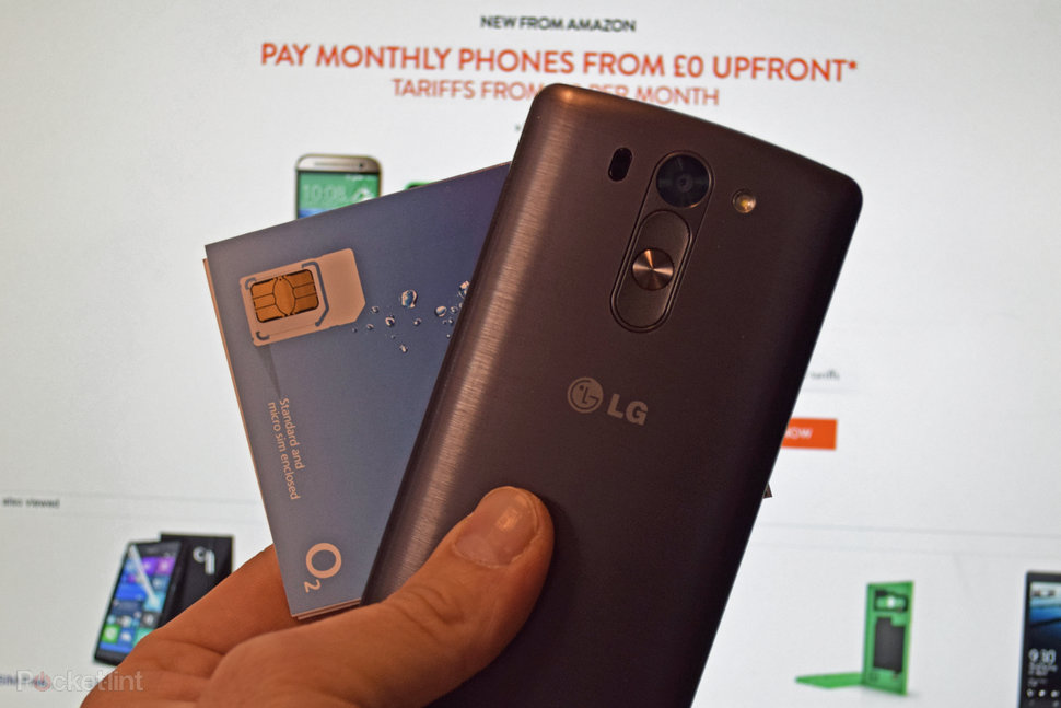 O2 mobile contract deals uk