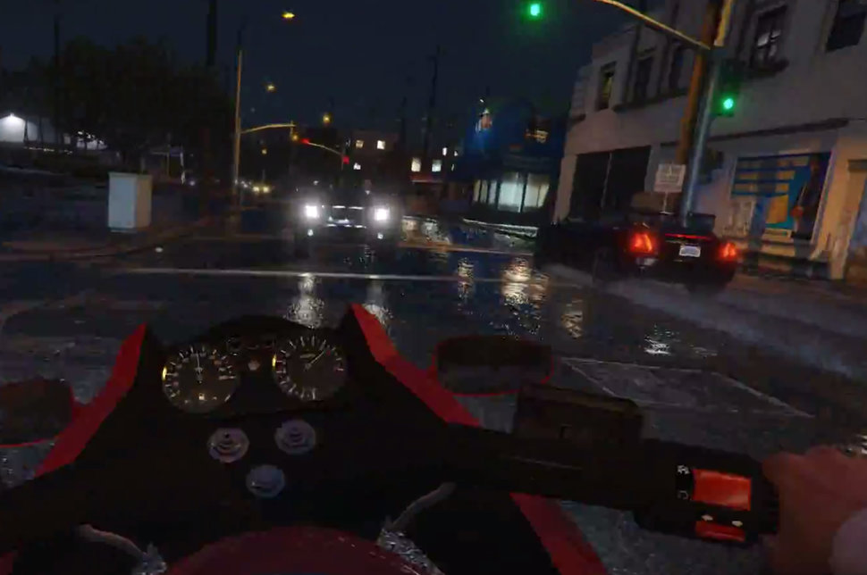 GTA 5 for PS4 and Xbox One becomes a first-person shooter (vide