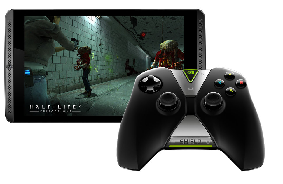 Nvidia Shield Tablet updated on 18 November with Android 5 0 Lo